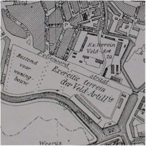 plattegrond 1921