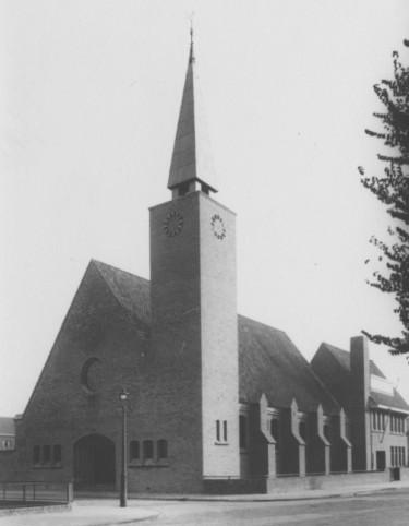 1934 ca. Kooikapel Leiden (AvH)