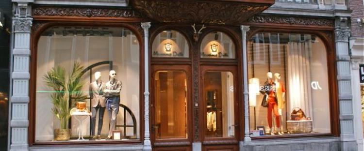 Winkelpuien in Utrecht